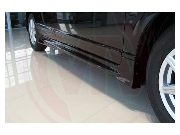 Пороги Mugen-style Honda Civic 06