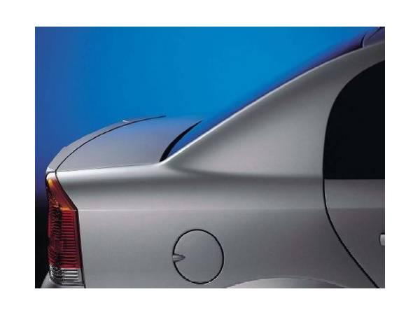 Спойлер Opel Vectra C