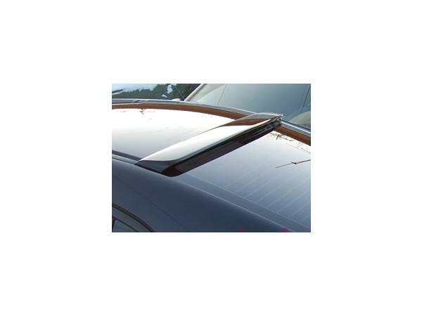 Спойлер Honda Civic 2006 (бленда на стекло)