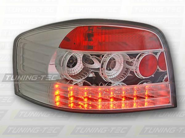Задние фонари Audi A3 2003 -  (LDAU19)