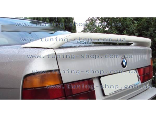 Спойлер BMW E-34 (M-style)