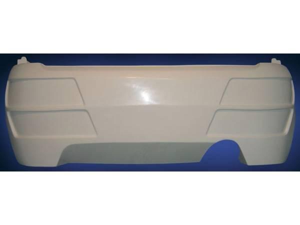 Задний бампер Citroen C3 (AT)