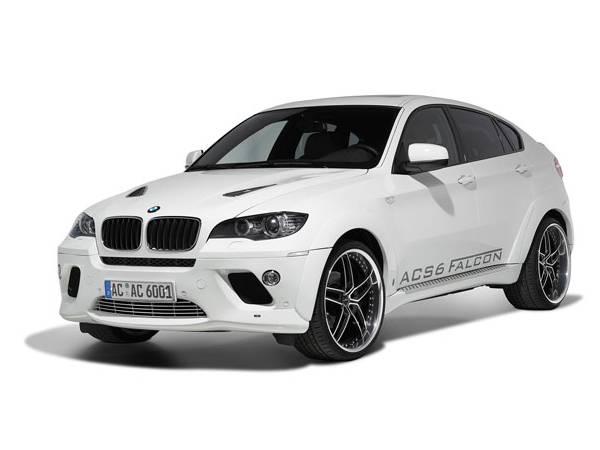 Тюнинг BMW X6 (Schnitzer)