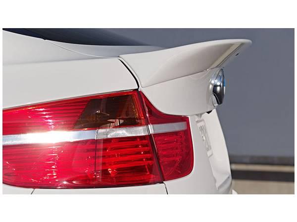 Спойлер тюнинг BMW X6 (Schnitzer)