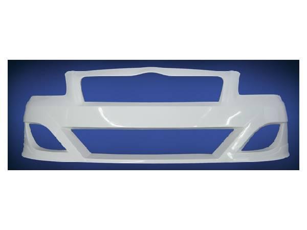Передний бампер Toyota Avensis (AT)