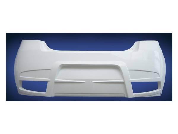 Задний бампер Toyota Yaris (AT)