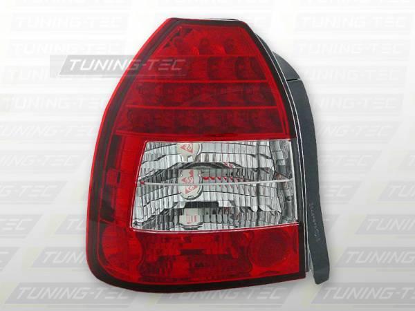 Задние фонари Honda Civic 1995 - 2001 (LDHO02)