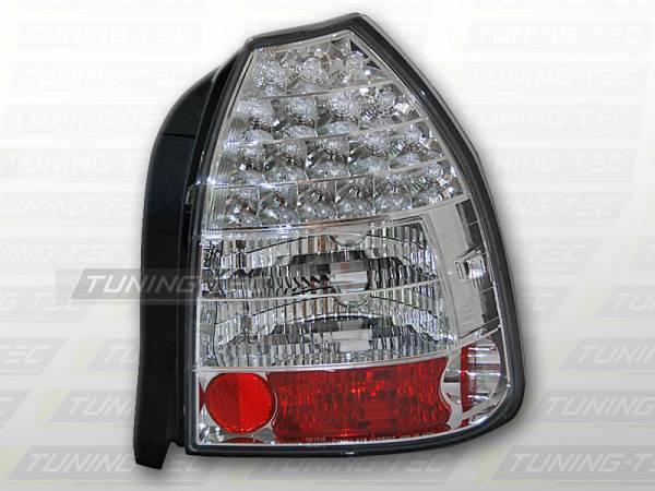 Задние фонари Honda Civic 1995 - 2001 (LDHO08)