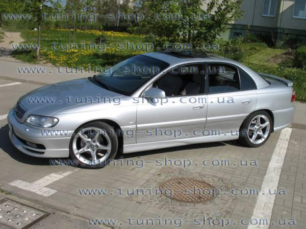 Пороги Opel Omega C (FB)