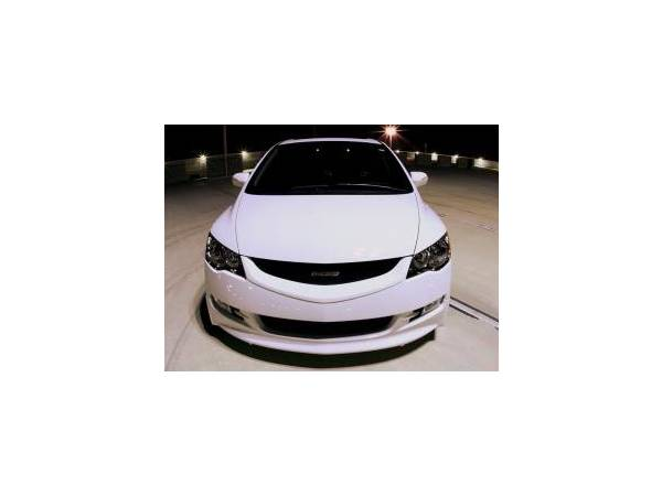 Решетка радиатора Honda Civic 06 (Mugen-style)