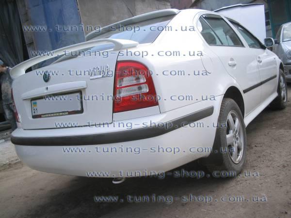 Спойлер RS Octavia