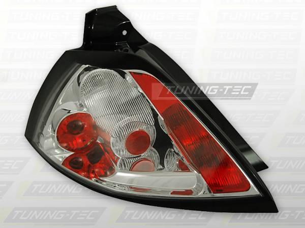 Задние фонари Renault Megane 2002 -2005 (LTRE19)