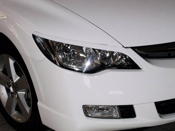 Реснички Honda Civic 4D (RX)