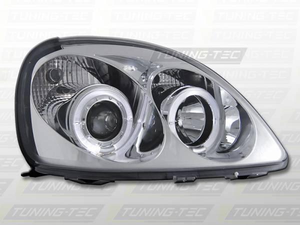 Тюнинговая оптика Тойота Ярис (LPTO01)
