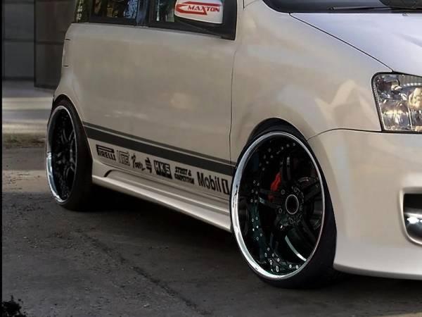 Пороги Fiat Panda ( Racer)