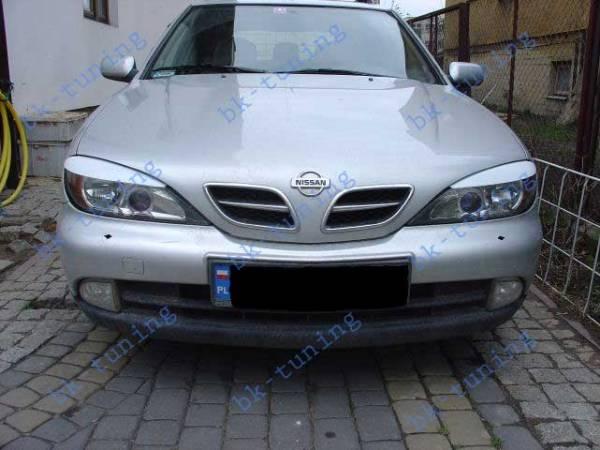 Реснички Nissan Primera P11 1999 - 2001 (Ant)