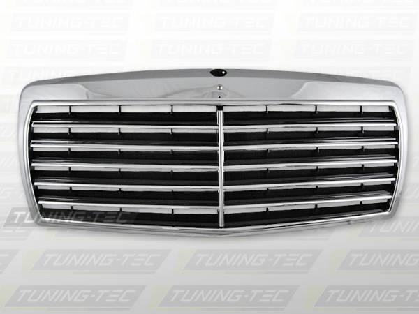 Решетка радиатора Mercedes W201 190 12.82 - 05.93 (GRME04)