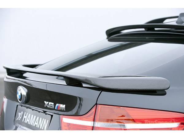 Спойлера BMW X6 Hamann style