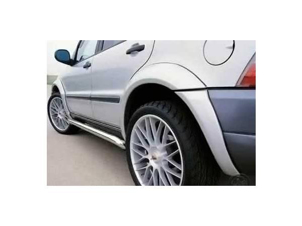 Расширители арок Mercedes-Benz ML163 (Fenix)