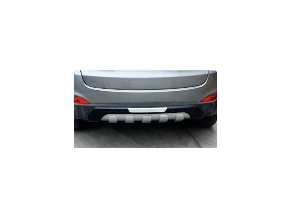 Накладка заднего бампера Hyundai IX 35 (DF-E-152)