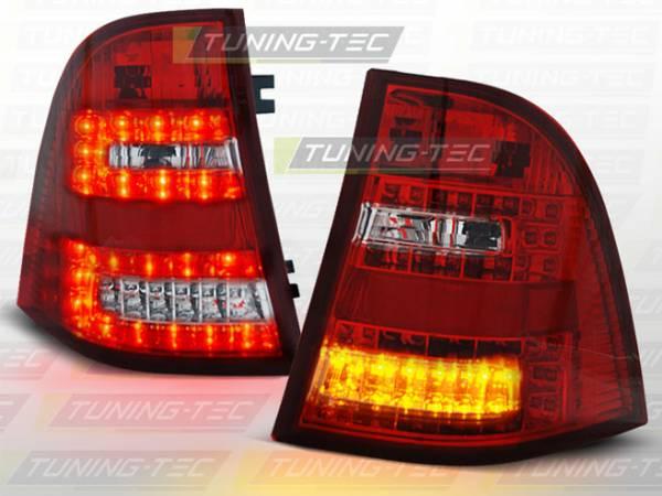 Задние фонари Mercedes  W163 1998 - 2005 (LDME21)