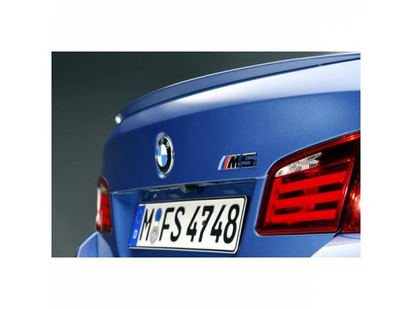 Спойлер BMW F10 М пакет