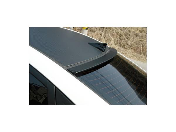 Спойлер Hyundai Solaris (на стекло)