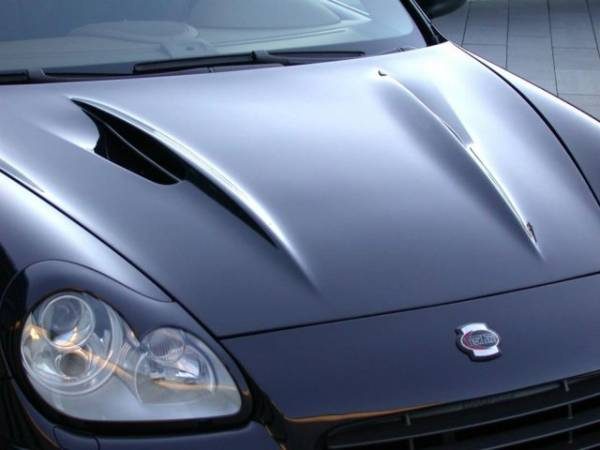Реснички Porsche Cayenne
