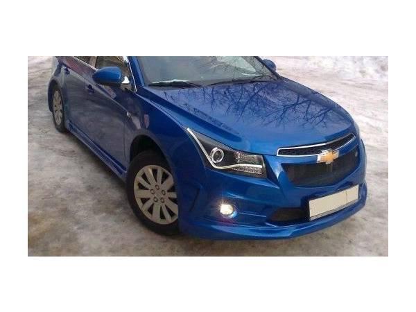 Тюнинговый бампер Chevrolet Cruze