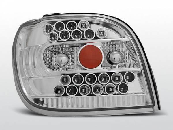 Задние тюнинговые фонари Тойота Ярис