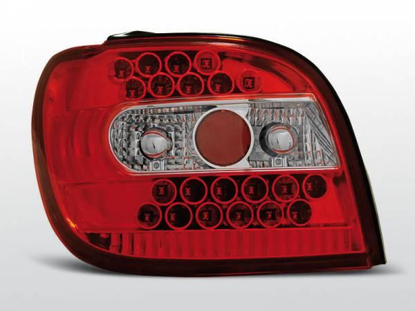 Задние диодные фонари Тойота Ярис