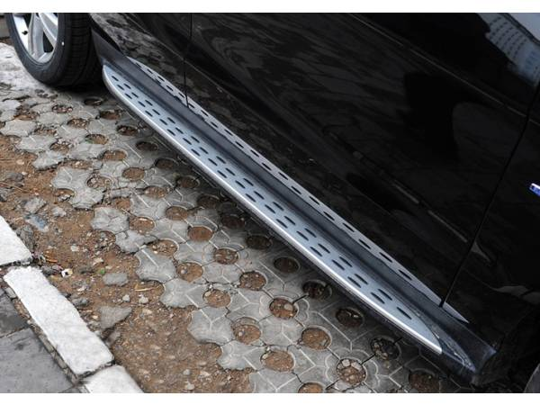 Пороги Mercedes ML350 W166