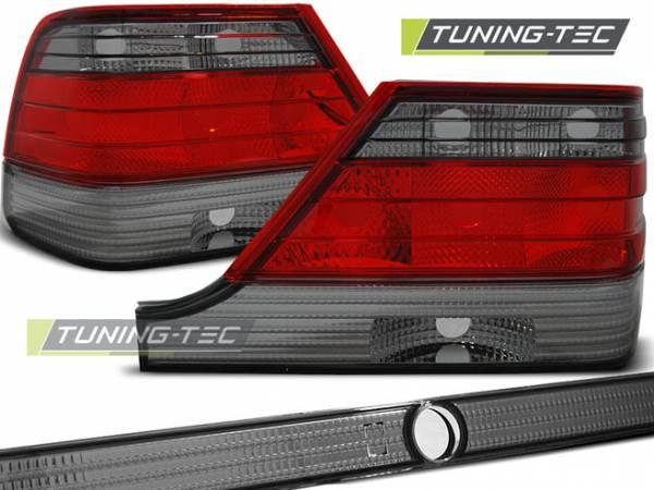 Тюнинговые фонари Mercedes W140
