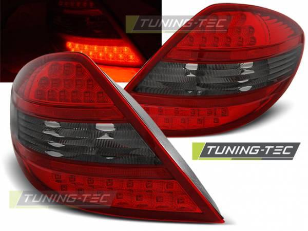 Диодные задние фонари Mercedes R171