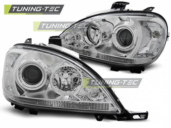 Тюнинговая оптика Mercedes W163