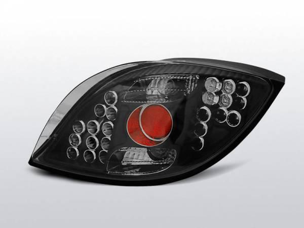 Диодная тюнинговая оптика Форд Ка (чёрные)