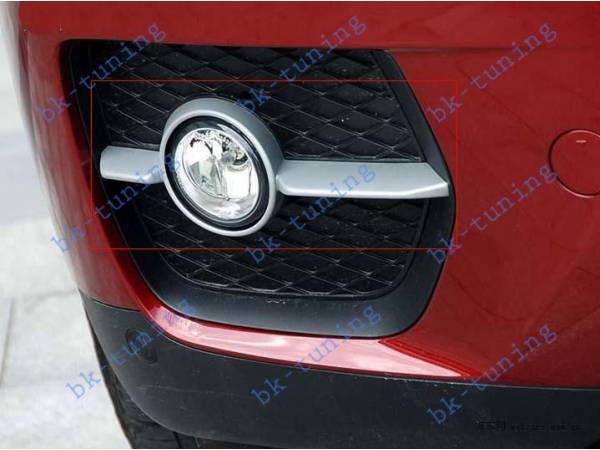 Накладки на ПТФ BMW X6 E73 (HM-X6-F21)