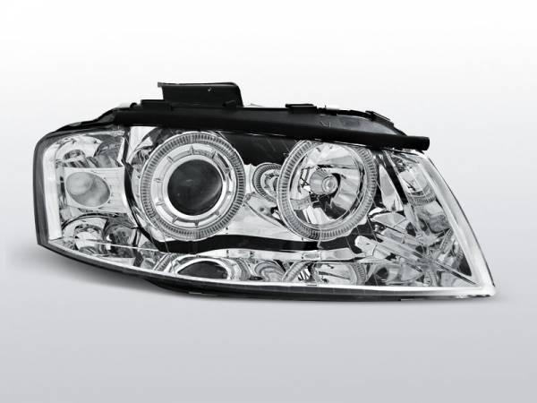 Тюнинговая оптика Audi A3