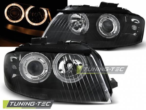 Альтернативная оптика Audi A3 2003 - 2008 (LPAU78)