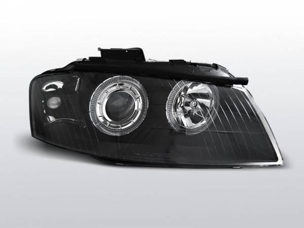 Альтернативная оптика Audi A3