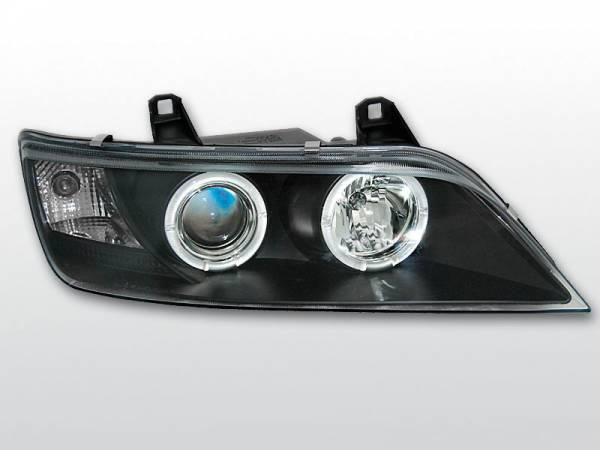 Передние фары BMW Z3 (чёрные)