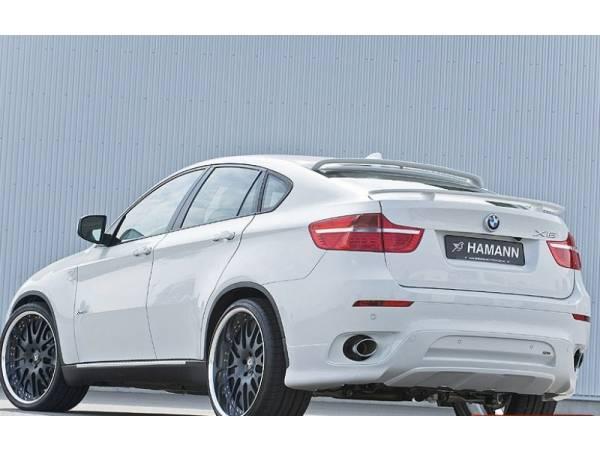 Козырек на заднее стекло BMW X6 E71