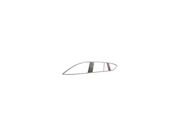 Молдинги на стекла Subaru XV