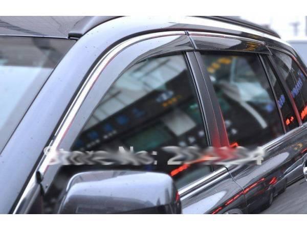 Ветровики Subaru Outback 2012 (SO-V01)