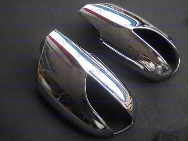 Хром накладки на зеркала Hyundai IX-35