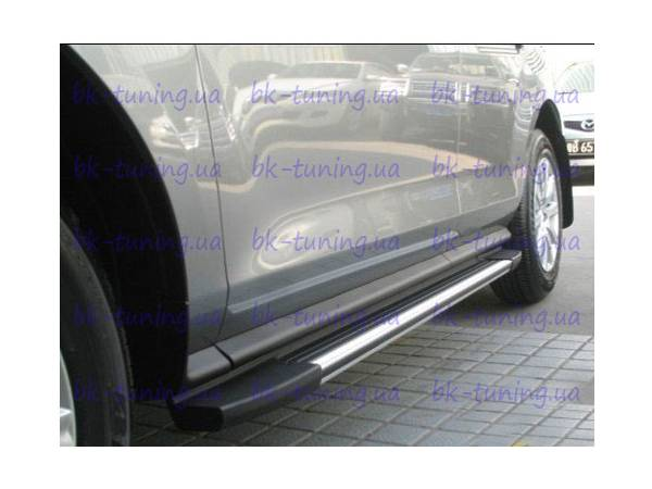 Пороги Mazda CX-7 (CX7-S21)