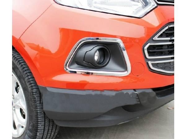 Накладки на туманки Форд Экоспорт