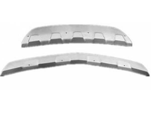 Накладки на бамперы Opel Mokka (ER-B33)