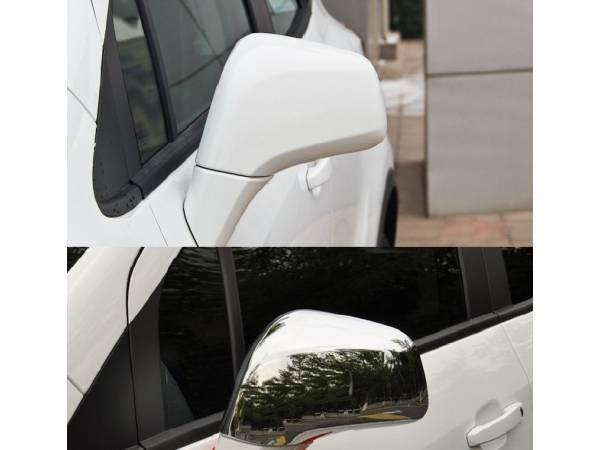 Накладки на зеркала Opel Mokka (ER-С33)