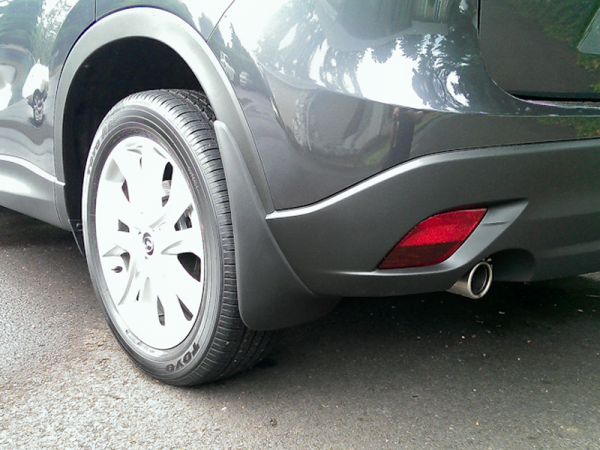 Брызговики Mazda CX5 (CX5-M21)